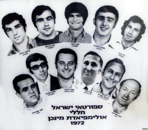 Israeli Olympians murdered in Munich