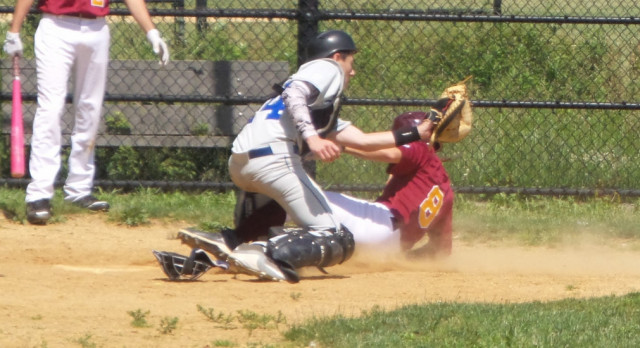 Disappointment Reigns for Flatbush Baseball