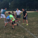 Flag Football – 1st Day of Tryouts
