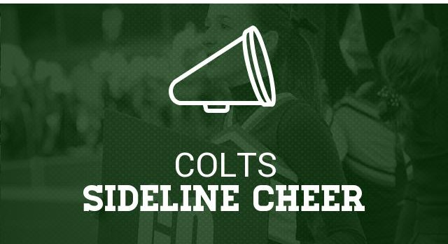 Middle School Cheerleading Squads Announced