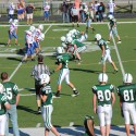 Freshman Football Action