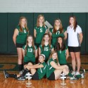 Freshmen Volleyball