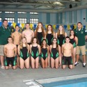 2014-15 Cloverleaf Boys/Girls Swimming Teams