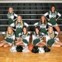 2014-15 Cloverleaf Cheerleading Squad