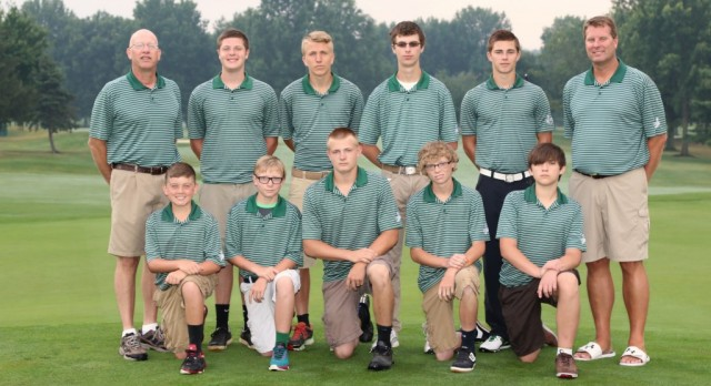 Boys Golf Just Misses PTC Title
