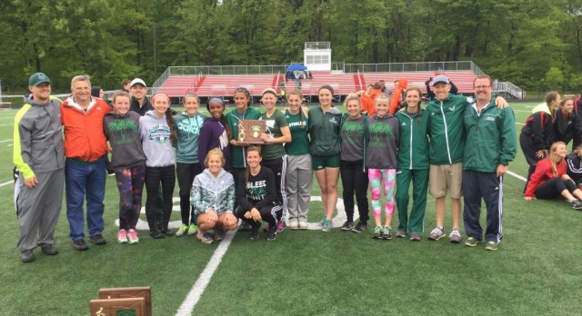 Girls Track Take Home Title