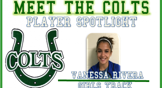 Player Spotlight:  Girls Track