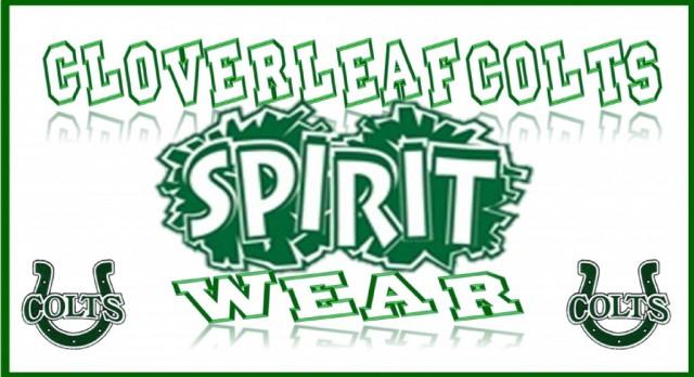 Cloverleaf Spirit Wear / Decals