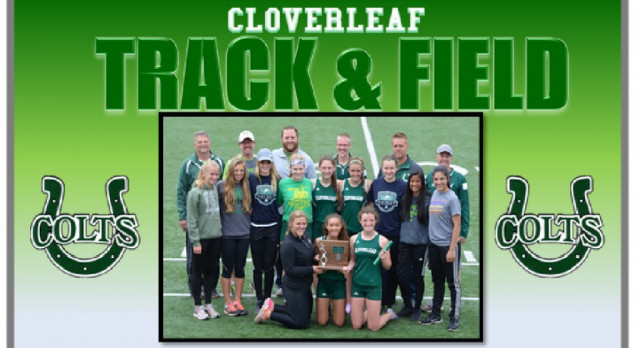 Girls Track: District Runner-Ups, Move onto Regionals