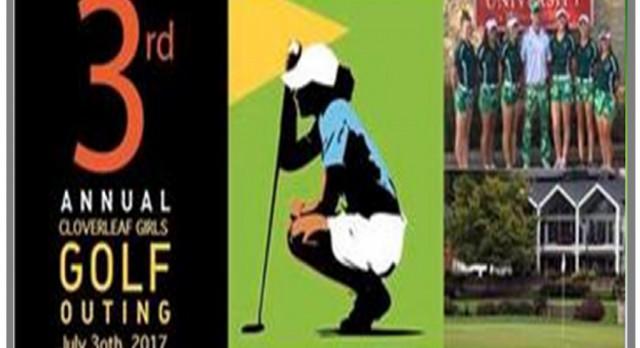 3rd Annual Cloverleaf Girls Golf Outing