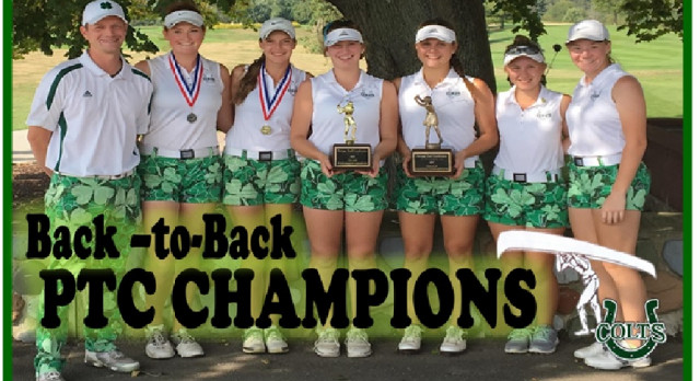 Back-to-Back PTC Champs!!
