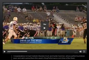 WLWT drive of the week