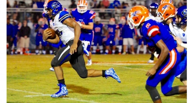 Cobras Run Over Hanahan Move to 5-0