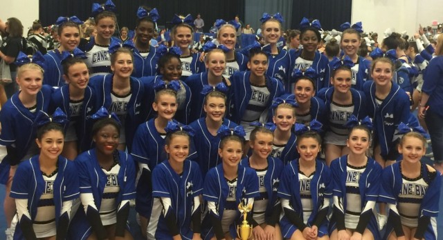 2017-18 Cane Bay Cheerleading Tryout Information and Application