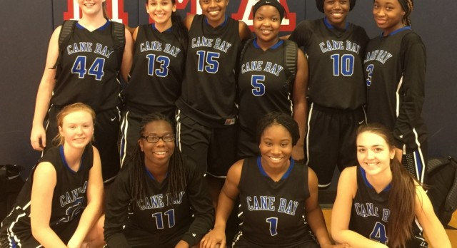 Lady Cobras Basketball wins MMA Thanksgiving Classic