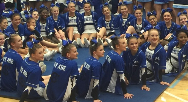 Cobra Cheer to compete in 4A State Qualifier Tuesday