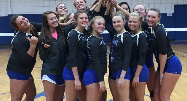 Lady Cobra Volleyball finishes 2nd in Silver Bracket at Colleton County Tournament