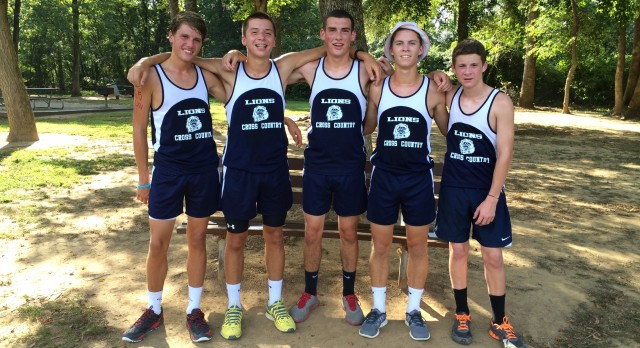 Cross Country Finishes Second in First Meet
