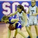 MSJV Basketball vs. North Hills 2015