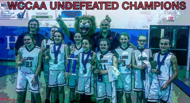 What A Season: MSJV Lions Win First WCCAA Championship