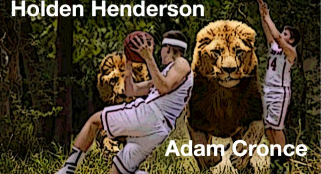 Henderson & Cronce Combine For 33 In Big WCCAA Win