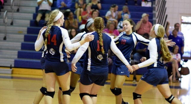 Volleyball Program Takes Care of Business With Southlake Christian