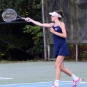 SC Girls Tennis vs. Asheville School 2016