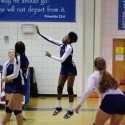 Volleyball NCISAA  Quarter Final 2016