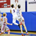 SCS Mens' Basketball vs. Davidson Day 2017