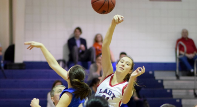 Mallory Sherrill Scores 32 in SPAA Semi Final Victory/Ladies Drop Championship Game