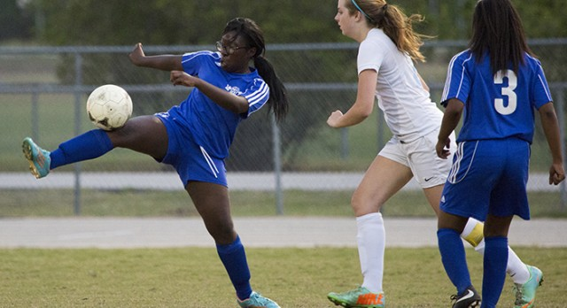 Lady Panthers vs. South Florence (Gallery)