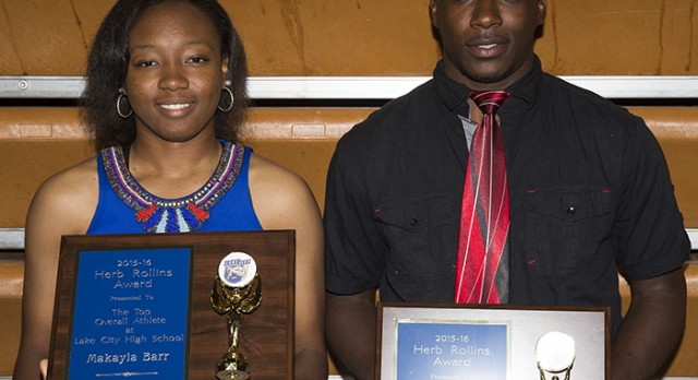 Athletic Banquet Award Winners (Photo Gallery and Slideshow)