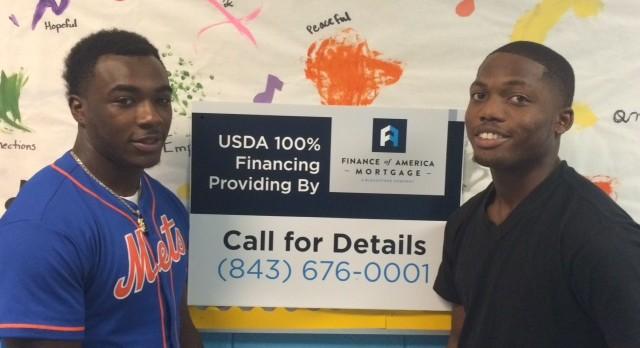 Finance of America Mortgage Week 1 Players of the Week