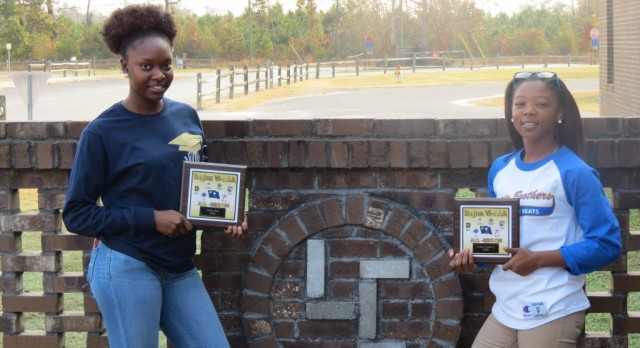 Lady Panthers Garner All-Region Honors