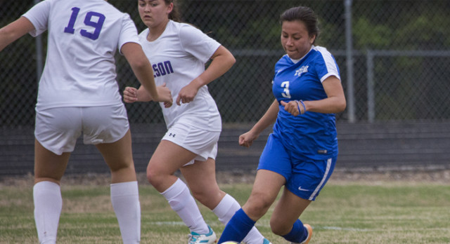 Lady Panthers Soccer Makes Playoffs