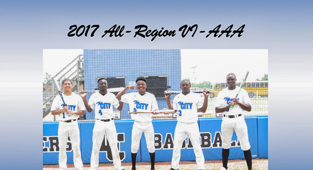 Panthers Earn All-Region Honors