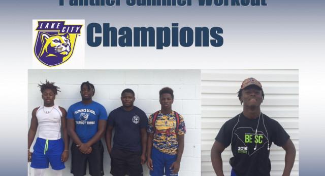 Summer Workout Champions