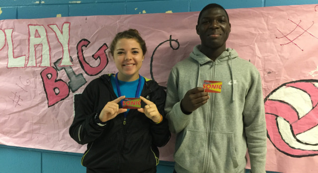 Lake City Sonic Student-Athletes of the Week
