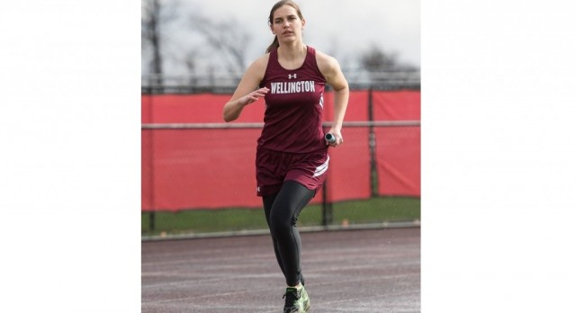 Subway Lady Dukes Athlete of the Month: Mackenzie Calfo