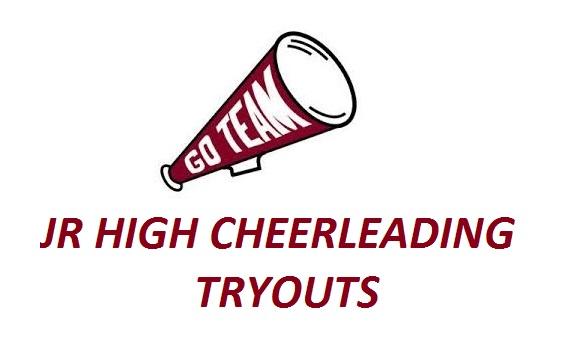 Junior High Cheerleading Tryouts