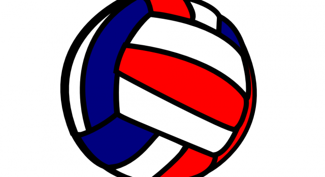 Junior High Volleyball Splits With Hurricanes