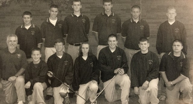 Today In Dukes History: '02 Golf Sectionals