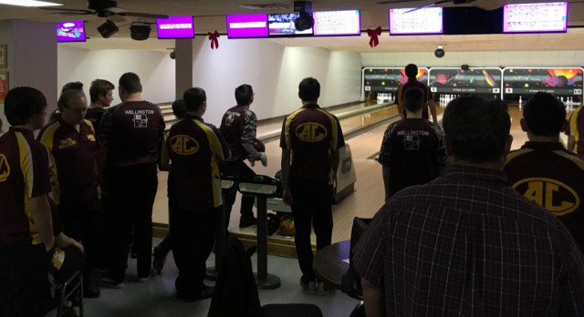 Sectional Bowling Results