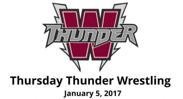 Wrestlers Host Thursday Night Thunder