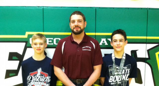 Junior High Wrestlers Excel In Tournament