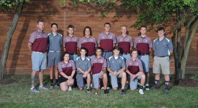 Golf Finishes Third In Conference