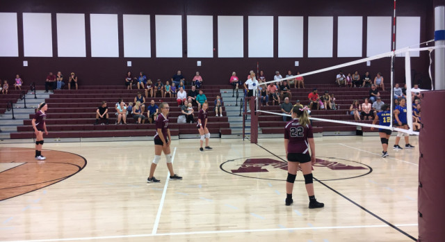 Junior High Volleyball PAC Tourney Results
