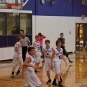 jr. high basketball