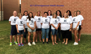 2017-2018 Athletic Booster Board