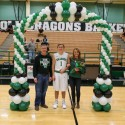 Dragon Basketball Senior Night